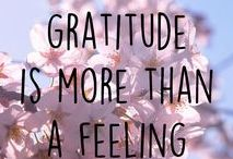 Grateful Spirit  ✨ / Just celebrating the miracle that is life, by being so grateful for it all.