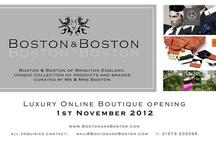 Brands at www.BostonandBoston.com