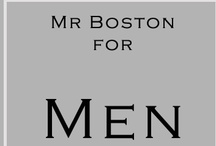 Mr Boston accessories for Men