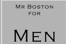 Mr Boston accessories for Men