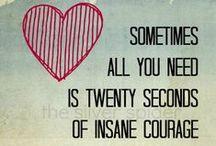 Yes. 'Tis True. / by Catherine Elizabeth Anne