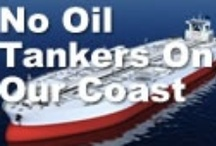 Oil Tankers Not Allowed!