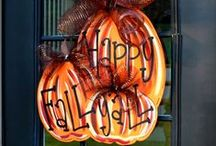 Fall /Halloween /Thanksgiving!!! <3 / by Chelsey Caram