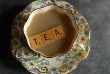 TEA LOVERS / ANYTHING TO DO WITH THE TEA !!!!! / by Vidusha Mehta