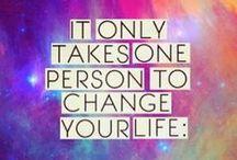 *Favourite Quotes* / Inspiration & Motivation