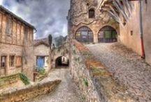 Cordes-sur-Ciel  - France / Cordes-sur-Ciel