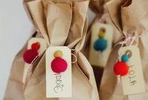 Come fare i pacchi regalo / Fare un pacco regalo originale e magari con materiale di riciclo.