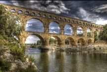 Pont du Gard - Anduze - Uzès / Photos prises dans le Gard