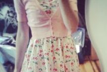 My outfits ~ ootd / To look like Anime girl...