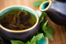 Tè & tisane proprietà e usi / Quali bere quotidianamente, io solo te verde!