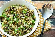 Ricette Cous cous e amici / Cous Cous e insoliti cereali fantasiosi da provare