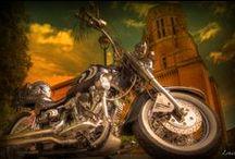 Photos de motos / Photos HDR de motos