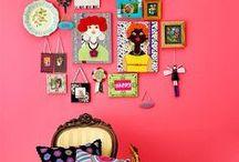Por los colores / rincones y objetos que me gustaron por sus colores