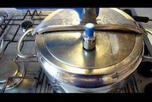 Ricette Pentola pressione / Cucinare facile con la vecchia pentola a pressione