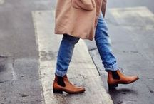 Ankle Boots, Booties & Chelseas / Discover women's ankle boots, booties & chelseas and find your outfit inspiration. / by Lookastic