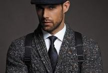 The Perfect Gentleman / Men's style and fashion.