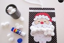 Dear Santa... / We enjoy making Santa arts and crafts. Have a look at these amazing ideas for Christmas fun.