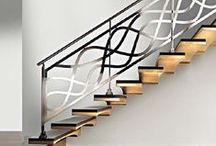 modern staircase / Staircase