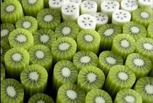 Tutorial Clay frutta verdura / Frutta e verdura ....facili...