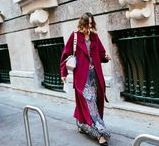 Milan Fashion Week 2015 Street Style / Prints On Prints On Prints