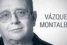 Auf den Spuren von Pepe Carvalho / Homenaje a Manuel Vázquez Montalbán