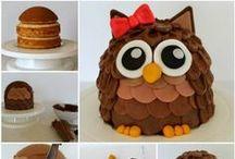 Tutorial Torte / Torte creative per ogni occasione