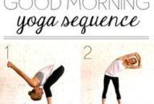 Yoga time / Надо попробовать