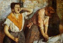 Edgar Degas, 1834 -1917