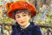 Pierre-Auguste Renoir, 1841 - 1919.