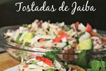 Lent Recipes / Recetas de Cuaresma