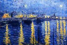 Vincent van Gogh  (1853-1890) / Pintura