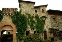 Castello di Strambinello Ivrea Italia / Un castello magico dove ho trascorso una notte indimenticabile. http://www.castellodistrambinello.com/