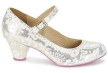 Άνετα Νυφικά Παπούτσια / Ανατομικά - χαμηλά παπούτσια για νύφες