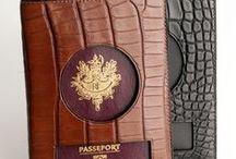 Passport holder #DuretParis