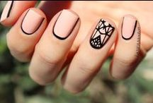 nails and nail art / by Briann Figueroa