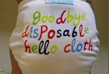 Cloth Diapering / Cloth diapering tips & ideas, how to use cloth diapers, how to wash cloth diapers, cloth diaper storage ideas, all about cloth diapers, how many diapers do you need, the harmful chemicals in disposable diapers, green diapers, eco-friendly diapers...