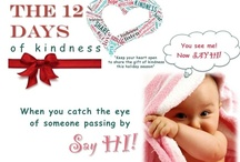 12 Days of Kindness