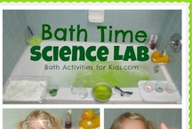 Bath Time for Kids
