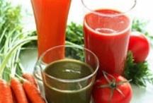 Juicing / Juicing, Juice Recipes, Green Juices, Carrot Juice Recipes, Low-Calorie Juice Recipes, Veggie Juice Recipes, Fruit Juice Recipes