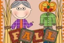 Fall Theme Preschool / Fall theme Ideas and activities for preschool children.