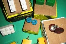 handmade / Parola d'ordine : creativita'! .........del riciclo il nostro stile di vita! 1000 cose ma tutte fatte a mano e con passione