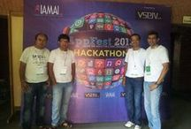AppFest2013 / #SpaceO not only participated in the #AppFest2013 but won the #Hackathon challenge at the event. Know more about the event, visit: http://www.spaceotechnologies.com/space-o-team-wins-hackathon-in-appfest-2013-at-iim-ahmedabad/
