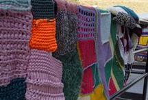 yarn bombing