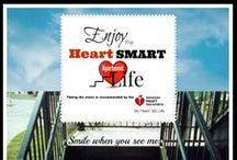 "Heart Smart Apartments / Join the American Heart Association and it's effort to direct American's to a heart smart life. It's time to tell the truth about taking the stairs!!! IT""S GOOD FOR YOU!! Follow this board with ideas on how to turn your 2nd and 3rd floor apartments into a heart healthy life choice with the American Heart Association!"