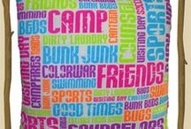 bunk junk / Make your bunk totally YOU!