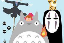 Anime/Studio Ghibli (Japanese Stuff (^_^;) )