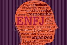 ENFJ / ENFJ - my type @ MBTI: Myers-Briggs Type Indicator