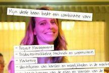 Pinterest CV Bianca Biemans / Een visueel overzicht van mijn profiel, ervaring, kennis, kunde, interesses en inspiratie.