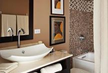 Bathroom Decor / Beautiful functional bathrooms for everyday living.