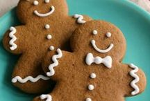 GINGERBREAD & GINGERBREAD HOUSE